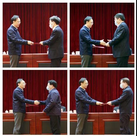 省政府國資委組織召開全省國資國企工作會議