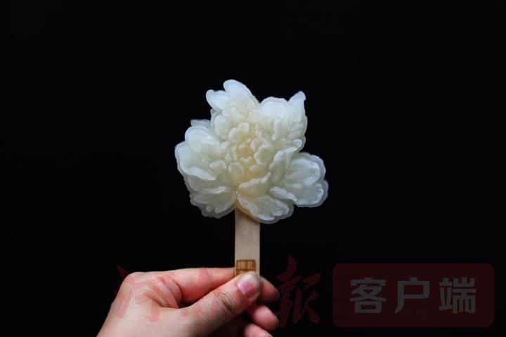 """洛阳文创雪糕亮相""""出圈"""",代表十三朝古都给你夏日冰爽!"""