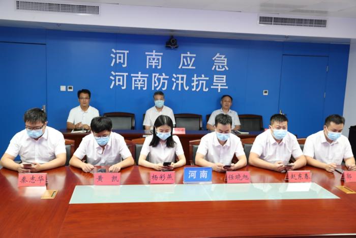 河南省代表队荣获第二届全国应急管理普法知识竞赛二等奖