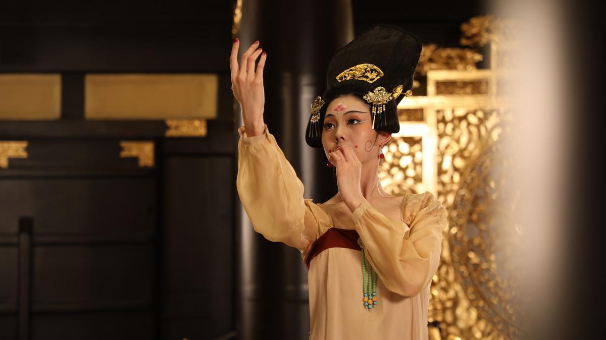 从《唐宫夜宴》到《端午奇妙游》 出圈的是中国风