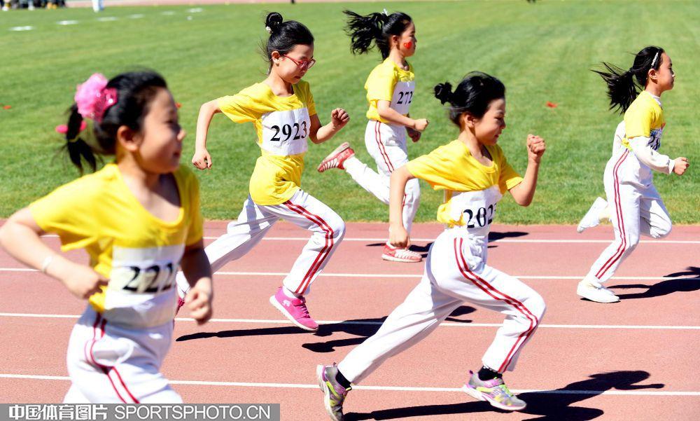 体育培训 给孩子成长的力量