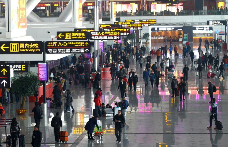 郑州机场冬春航季新增17个客运航点