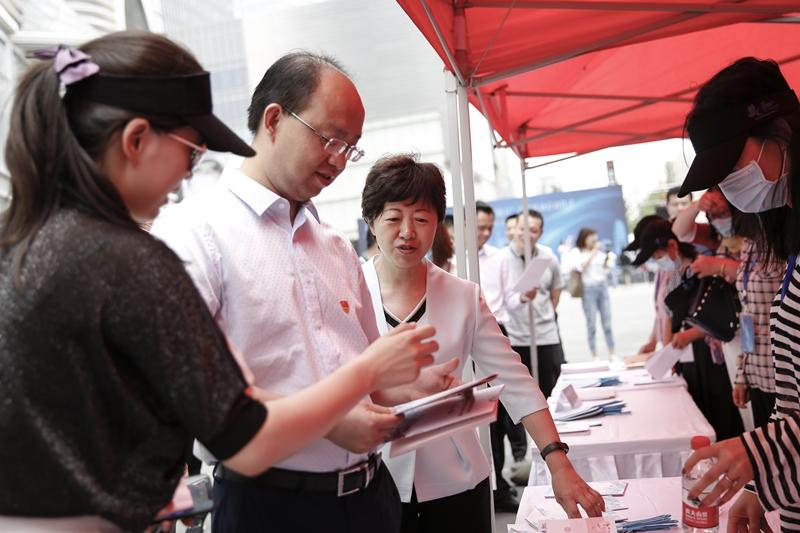 """2021年全国""""5•25 爱肤日""""宣传主会场活动 启动仪式在郑州举行"""