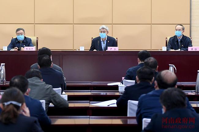 尹弘:赞助企业度过难关是当局职责要让企业逼真感触感染到政策温度