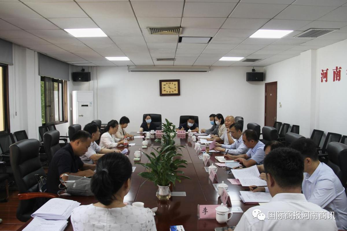 河南省商务厅争创省级卫生先进单位 切实做好爱国卫生工作