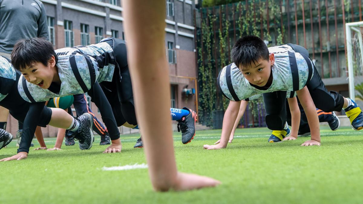 利好政策助力青少年体育培训回暖