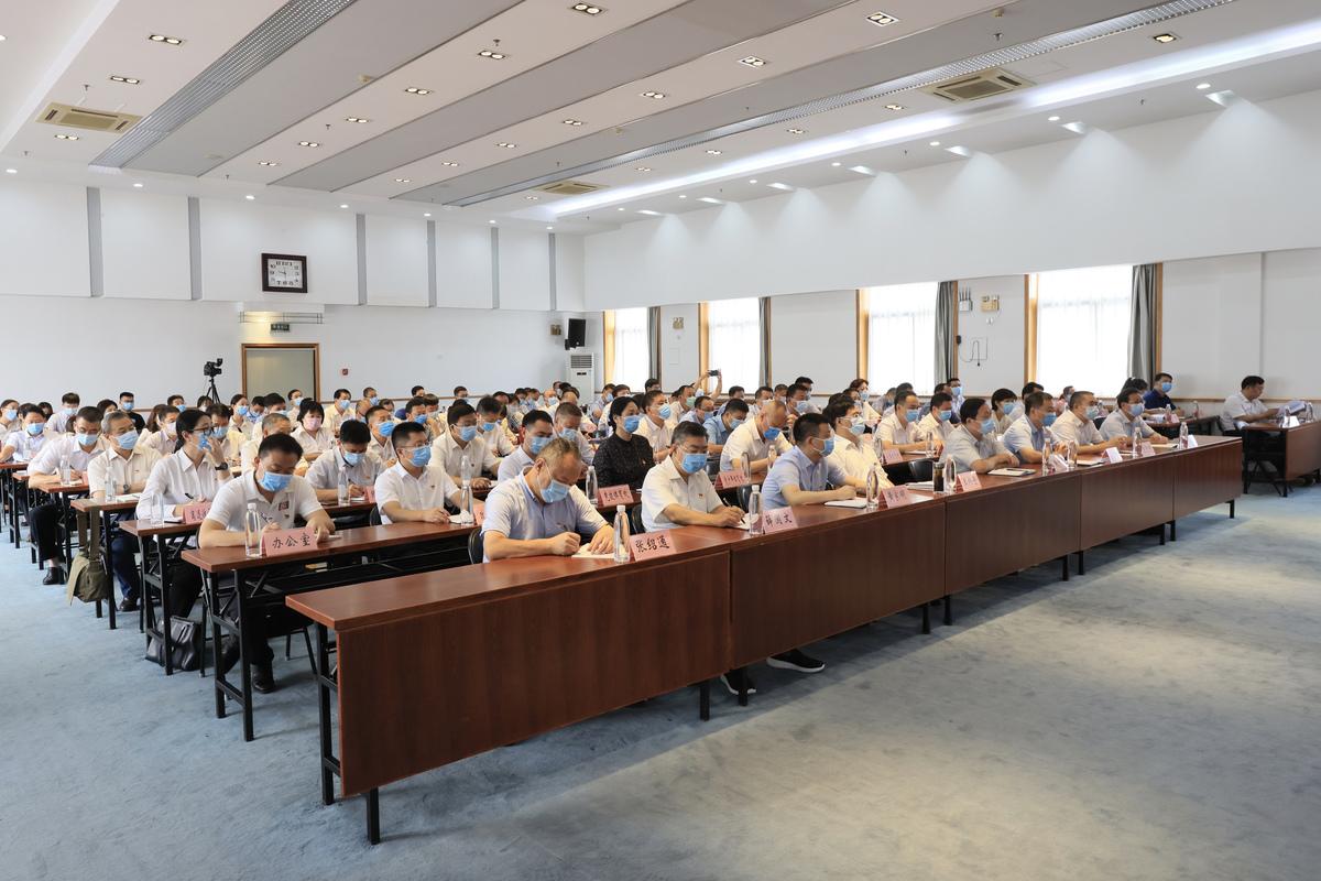 省委第三巡视组巡视省体育局工作动员会召开