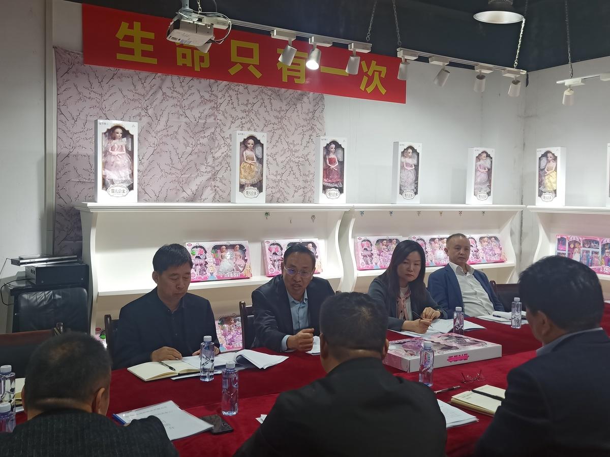 省市场监管局开展技术帮扶 助力提升企业产品质量