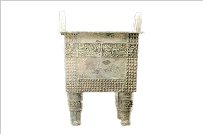 河南博物院珍宝杜岭方鼎: 承上启下的国之重器