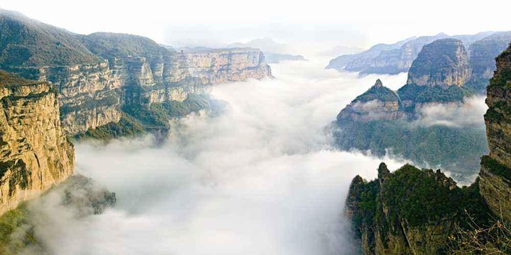 红旗渠 · 太行大峡谷