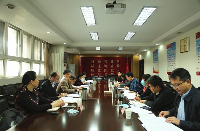 广东省政府参事来豫调研老字号企业创新发展