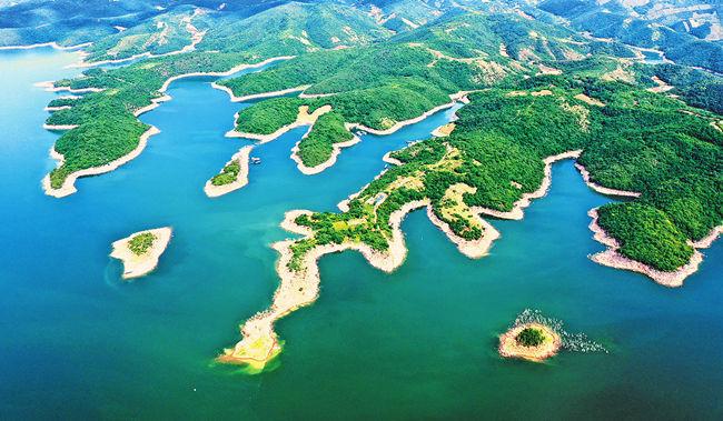 淅川:驶上绿色发展高速路