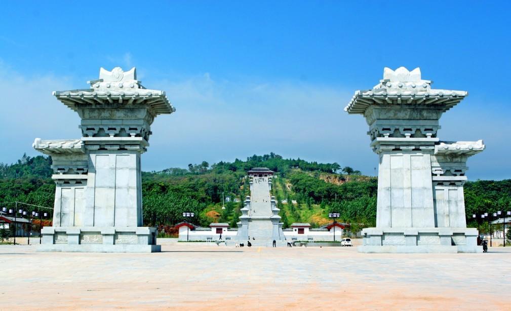 永城芒碭山漢文化景區