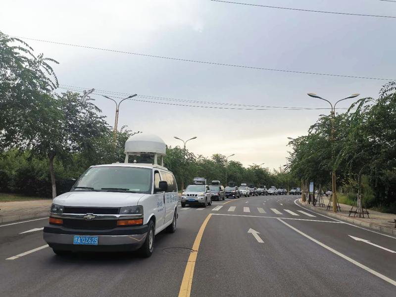 2020年河南省无线电监测技术演练圆满结束