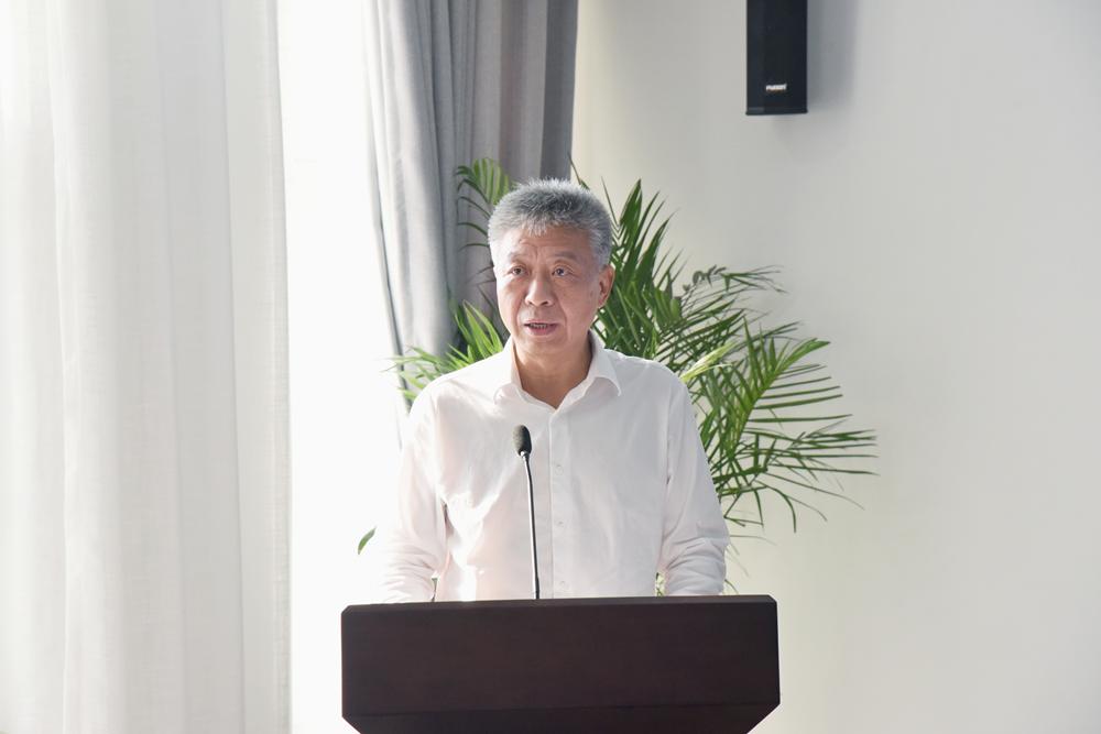 省大数据局组织召开2021年度一体化政务服务能力提升攻坚启动会