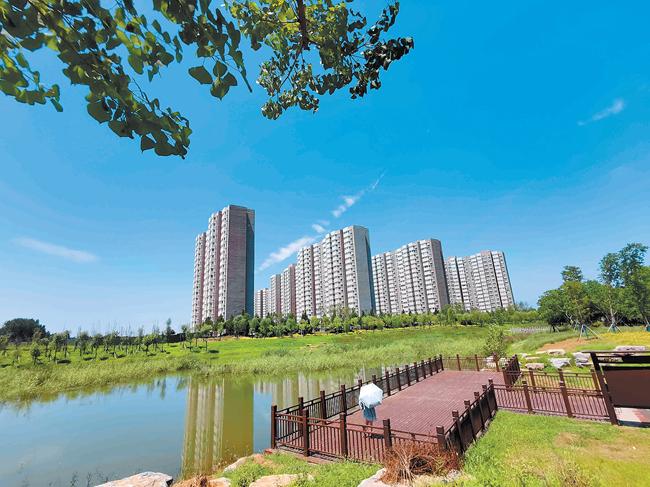 蓝天多了 空气质量持续改善 2020年河南省重点民生实事落实情况