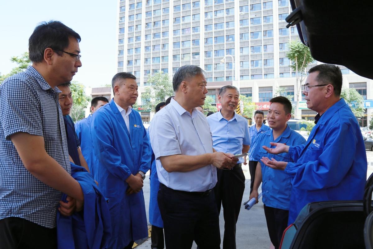国家市场监管总局到河南开展特种设备隐患排查治理专项监督检查