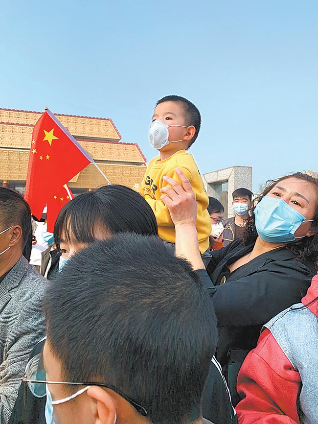 """河南省第十批支援湖北医疗队凯旋 春暖花开 战""""疫""""归来"""