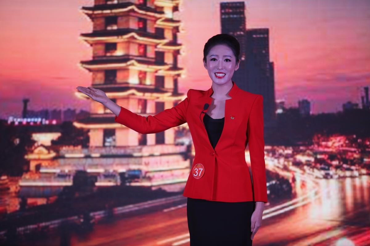 郑州市二七纪念馆杨柳获奖感言