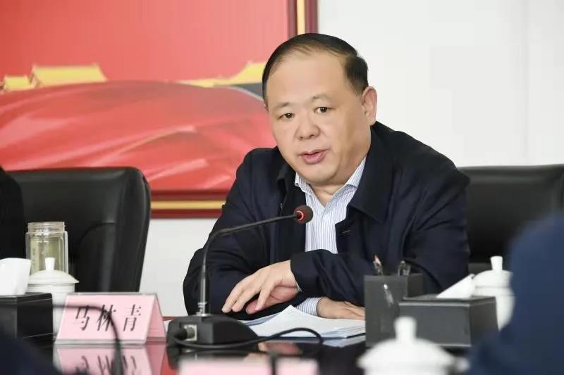 马林青在郑州调研新冠病毒疫苗质量安全监管工作