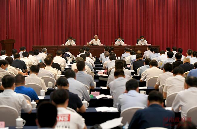 尹弘在全省农业高质量发展工作会议上强调 坚决扛稳粮食安全政治责任 加快建设现代农业强省