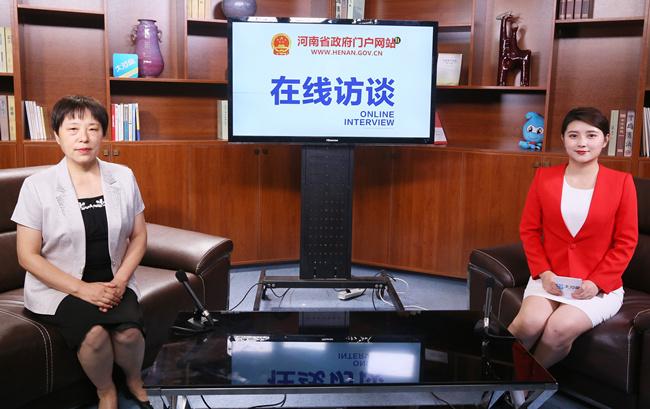 省人防辦副主任陳霞談《河南省實施<人防法>辦法》修訂情況