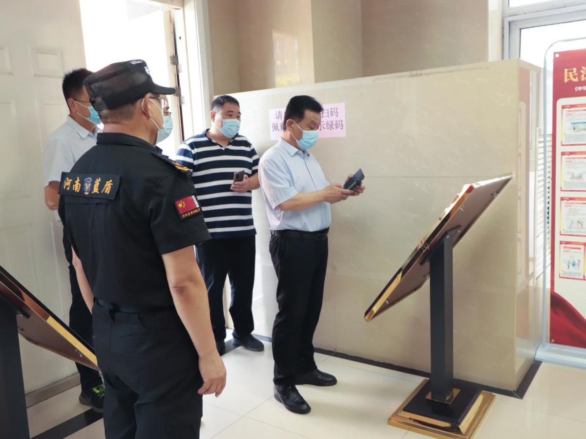 省人社厅打响民生服务疫情防控阻击战