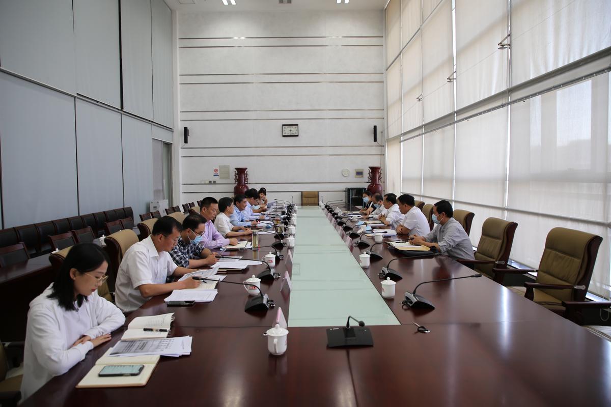 省教育厅、省监狱管理局组织召开将我省罪犯文化教育纳入政府规划工作筹划会