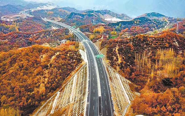 济阳高速全线通车 河南省再添一条出省大通道