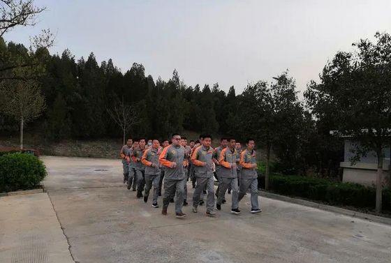飞手集结 科技强训  全面提高训练水平和打赢能力一一2021年全省人防无人机飞手专项训练暨技能比武活动在焦作举办