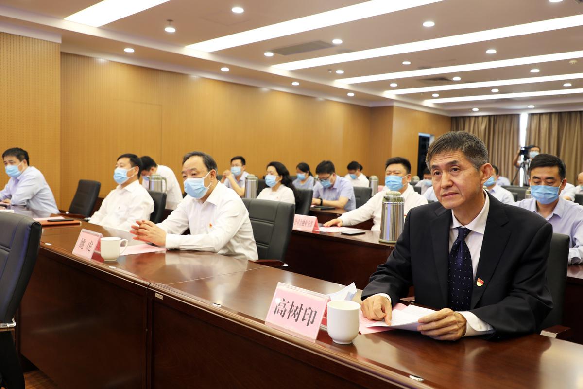 """深化""""政银合作""""!省发改委与工行河南省分行签约,支持我省经济高质量发展"""