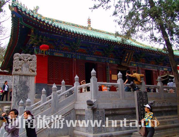 少林寺藏金閣