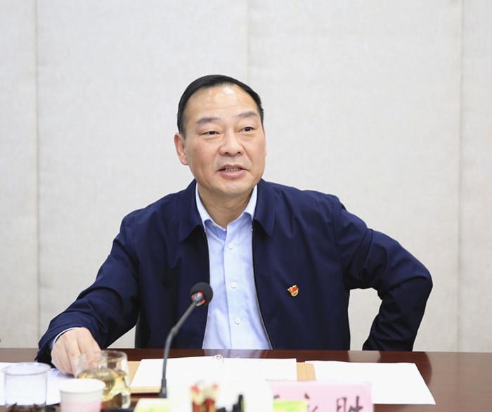 图/文:省局深入学习贯彻党的十九届五中全会精神
