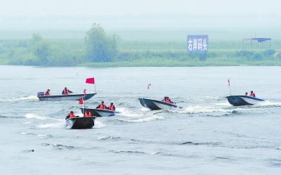 河南日报:淮河流域备汛忙