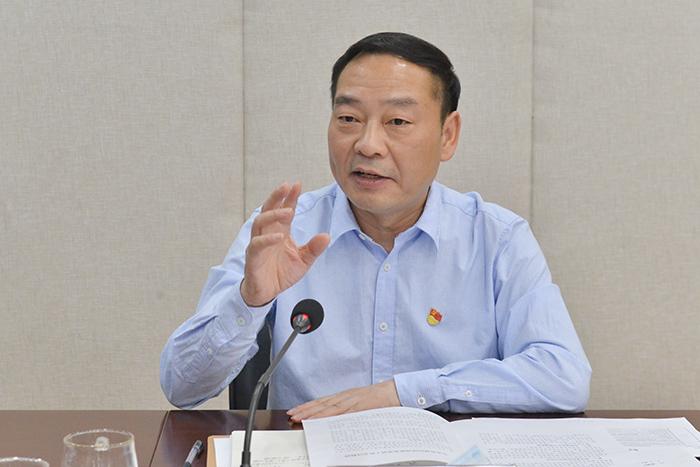 图/文:省局召开黄河流域生态保护和高质量发展领导小组第六次会议