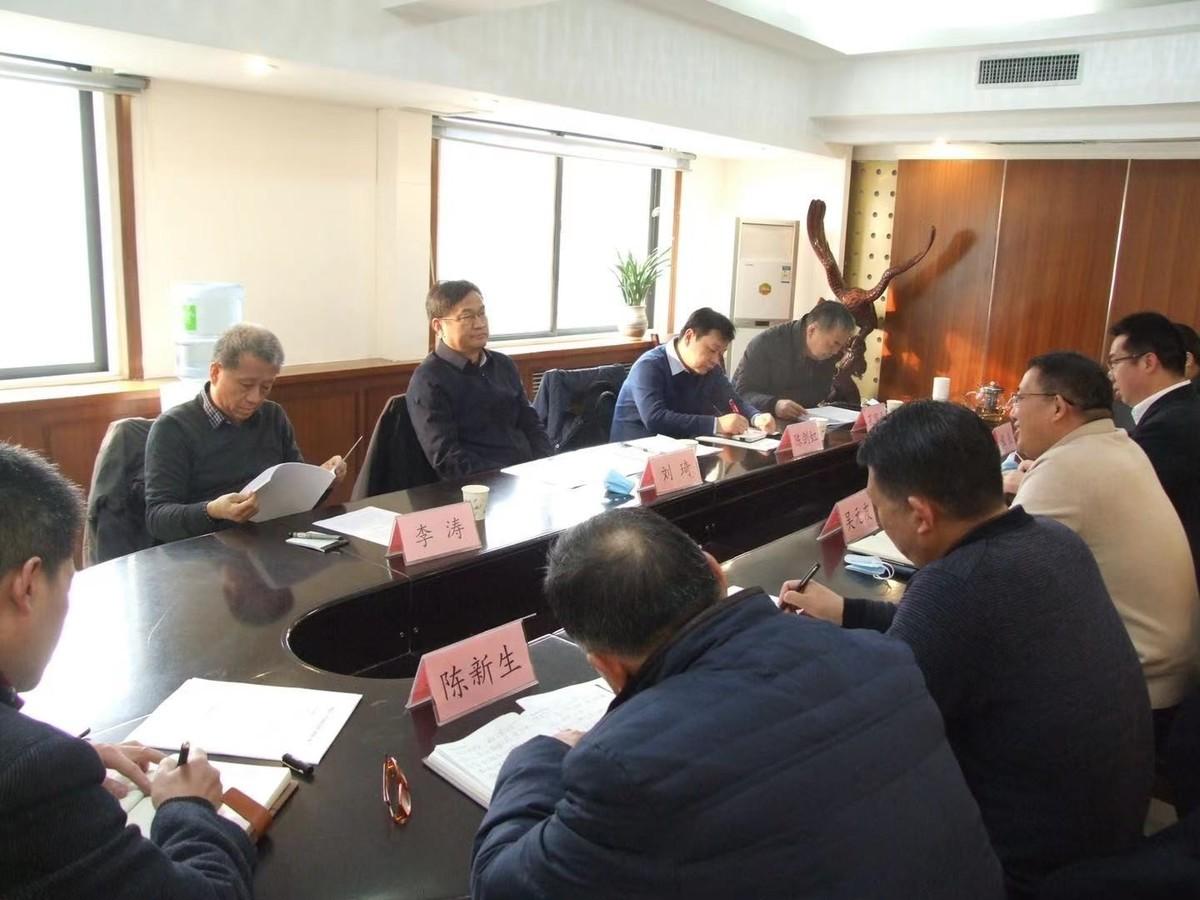 省发展改革委副主任刘琦带队开展冬春消防安全及疫情防控专项检查