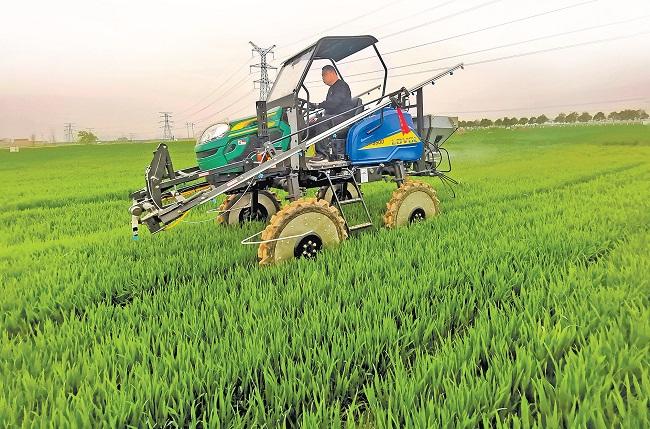 以数字化引领农业农村现代化 科技惠农 赋能振兴