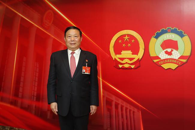 全国人大代表、新乡市市长王登喜:认真贯彻新发展理念 推动经济社会高质量发展