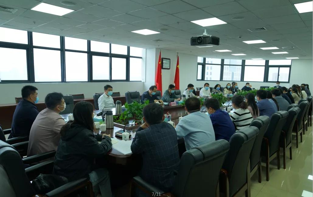 省生态环境厅党组书记、厅长王仲田给新入职青年干部上党课