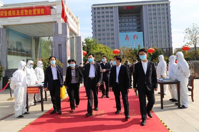 河南省市場監管局多個工作組赴全省調研學校食品安全工作