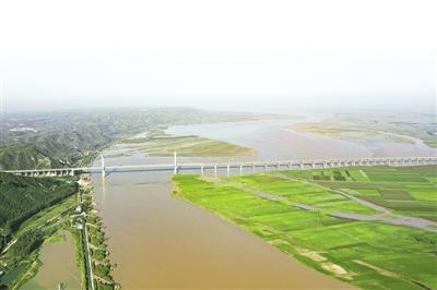 山河祖国九州相连 黄河文化四海同传邀世界一起@黄河