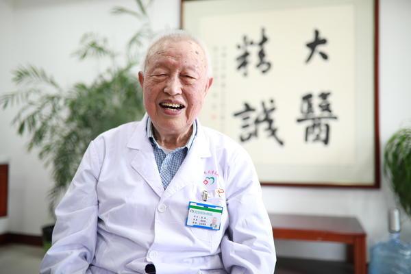 Zhang Lei, a TCM Master