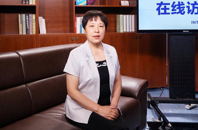 省人防办副主任陈霞谈《河南省实施<人防法>办法》修订情况