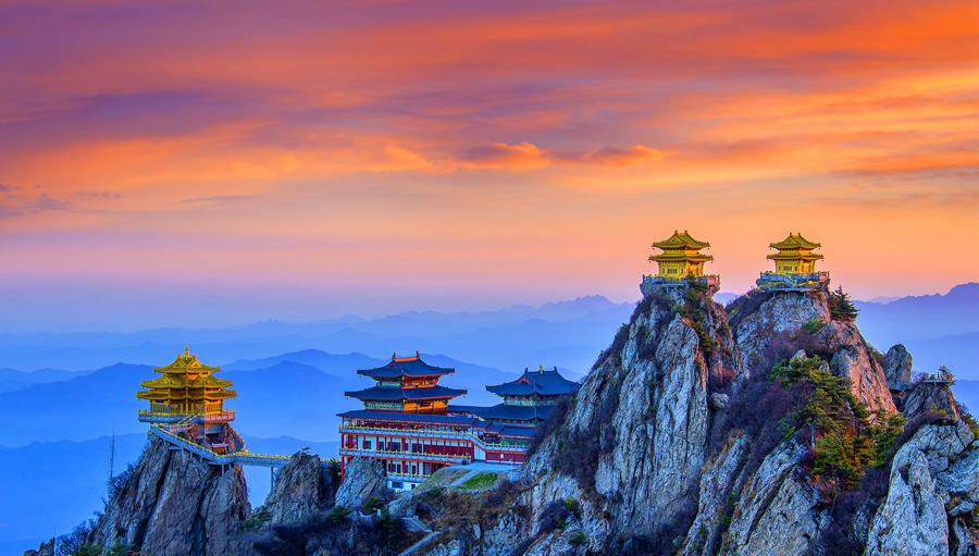 2020年国内旅游宣传推广典型案例公布,河南省老君山案例入选