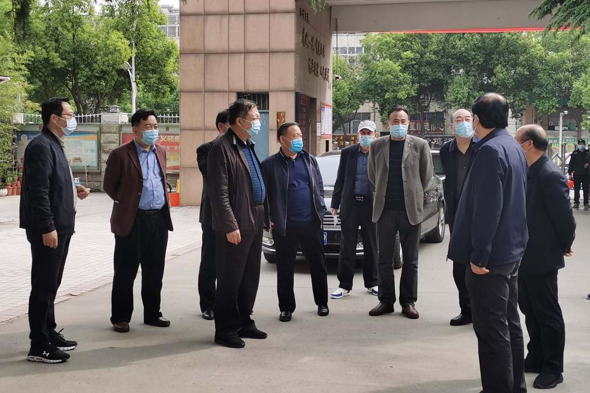 河南省市场监管局多个工作组赴全省调研学校食品安全工作