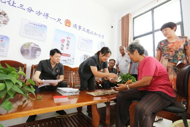 安阳县司法局与法院联合打造多元化解矛盾纠纷的县域基层治理品牌
