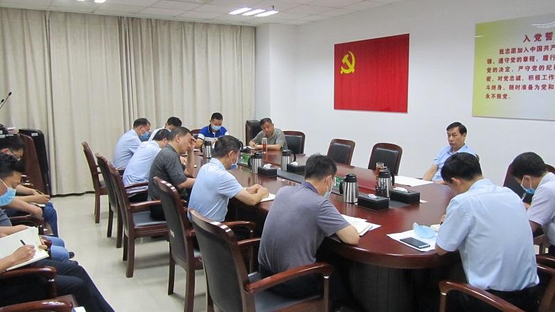 """省地方金融监管局召开 庆""""八一""""退役军人座谈会"""