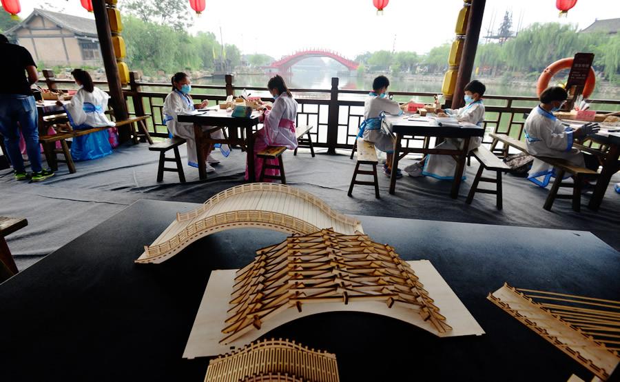 河南省黄河文化研学旅行会议在开封召开
