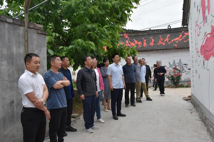 """河南省文物局组织开展""""铭记光辉历史 汲取奋进力量""""主题党日活动"""