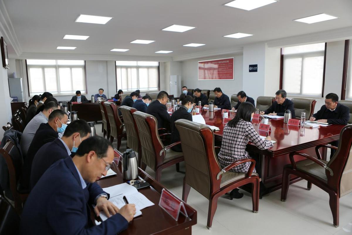 省司法厅召开党委理论学习中心组学习(扩大)会议